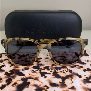 Komono Renee Ivory Demi New Sunglasses